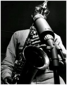 Hank Mobley, 1957. Photo by Francis Wolff