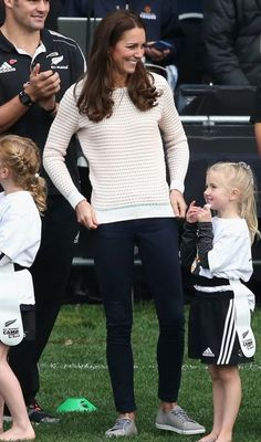 10 times Kate Middleton taught us about causal dressing | For more about Kate Middleton, click the picture or see www.redonline.co.uk