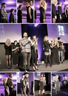 Ny lansering av L´Oreal - Tecni.Art. Adam og Eva & Modern Design sammen med Loreal Professionel, style, hair, catwalk, show