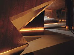 The Daniel Libeskind-designed house: Art & Design: Wmagazine.com