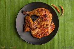 This is a Quick Tandoori Chicken version of the traditional tandoori marinade. The lemon and the yogurt tenderize and flavor the chicken most deliciously.