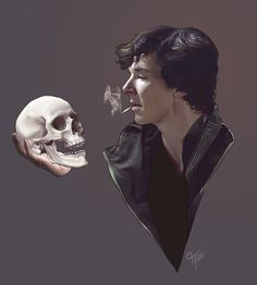 "15 Incredible Pieces Of ""Sherlock"" Fan Art"