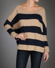 #Quicksilver North Beach Stripe Sweatshirt!!