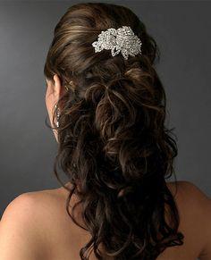 Love the hair & clip!
