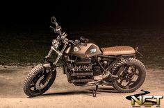 """Flying Brick"" - National Custom Tech Motorcycles"