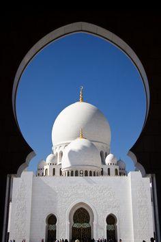 扎耶德清真寺阿布扎比,阿聯酋