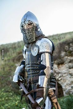 I'm amazed by this armor. - 9GAG