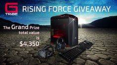 Rising Force Giveaway
