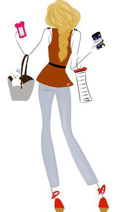 HAUTE SKETCH BLOG / DESIGNSBYBC: Holiday Shopping
