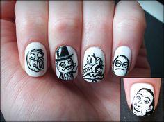 Funny Meme Nails : Hihi ; nails ♥ pinterest