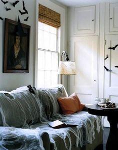 Decoration Halloween Ideas Living Room