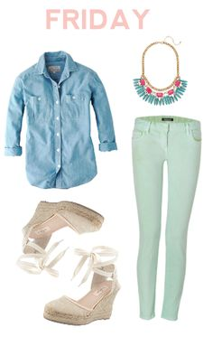 5 Back to School Outfits