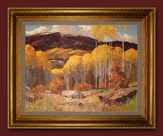 carl von hassler | ... Carl Von Hassler | Original Oil Painting of New Mexico Landscape