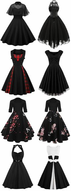 Vintage Dresses, Cheap Vintage Clothing and Retro Dresses for Women Casual Online Trendy Dresses, Cheap Dresses, Cute Dresses, Beautiful Dresses, 1950s Dresses, Dresses Dresses, Party Dresses, Dresses Online, Mode Outfits