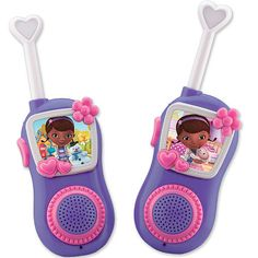 "Doc Mc Stuffins FRS Walkie Talkies - eKids - Toys ""R"" Us"