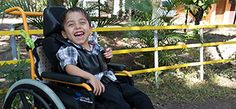 Looking for a project to help others? Start a fundraiser to provide wheelchairs to children in need!