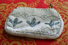 Small Beaded Purse by Abbeh on Etsy, $20.00