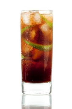 A delicious cocktail recipe for the Cuba Libre cocktail with Lime Juice, Coke and White Rum. See the ingredients, how to make it, view instrucitonal videos, and even email or text it to you phone.