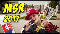 Reportáž z Mistrovství Slovenska ve skateboardingu Košice 2017