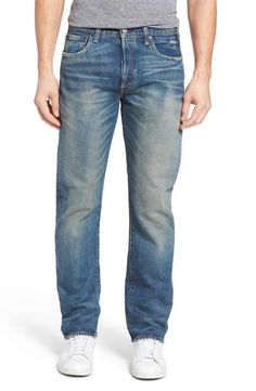 Levi's® 501® Original Straight Leg Jeans (Rough Morning)