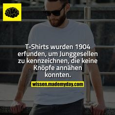 T-Shirts sind cool. - T-Shirts sind cool. - T-Shirts sind cool. - T-Shirts sind Human Body Systems, Wow Facts, Life Science, Science Education, Quotes About Everything, Cover Pages, Funny Facts, Good To Know, Textiles