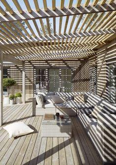 Bilderesultat for pergola arkitekt