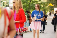 Fashion Week: 20 Chic Street Style Snaps