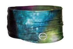 Stretchy. Quick Dry Jersey. Fabric: 88% polyester, 12% spandex #Space Bandana #WorkoutWear #Accessories
