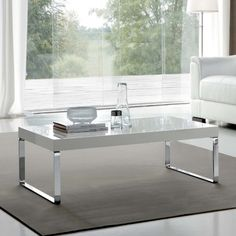 """Coffee table """"Drink"""" - contemporary - Coffee Tables - London - My Italian Living"""