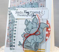 SugarPea Designs - Foxy Friends