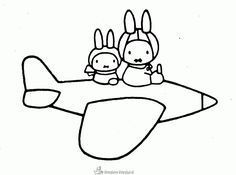 Very good Nijntje Kleurplaat that you must know, You're in good company if you're looking for Nijntje Kleurplaat Coloring For Kids, Coloring Pages, Baby Stickers, Silhouette Curio, Miffy, Cute Images, Colorful Drawings, Baby Crafts, Stop Motion