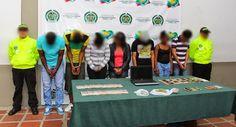 Diario Vallevirtual: Capturados nueve presuntos integrantes de la red c...