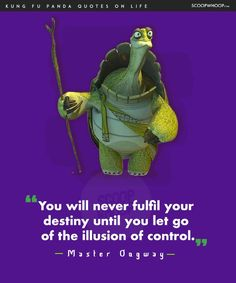 14 Life Lessons You Learn From The Infinite Wisdom Of Kung Fu Panda Good Life Quotes, Inspiring Quotes About Life, Wisdom Quotes, Words Quotes, Qoutes, Short Inspirational Quotes, Motivational Quotes, Dreamworks, Kung Fu Panda Quotes