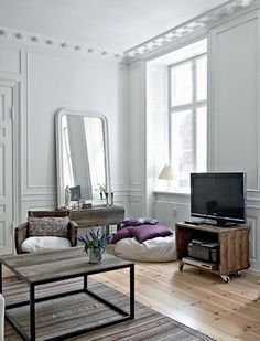 15 meilleures images du tableau Idées appartement Haussmannien ...