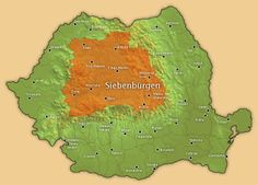Die Region Siebenbürgen, Rumänien Count Dracula, Geography, Maps, Travel, Youth Camp, Group Tours, Holiday Travel, Greece, Adventure