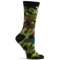 ozone design womens camo specks sock – Ozone Design Inc