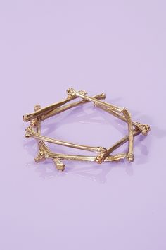 Priestess Bone Bangle  By Species By The Thousands.
