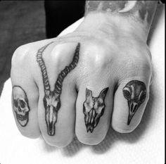 50 Small Skull Tattoos For Men – Mortality Design Ideas 50 Small Skull Tattoos For Men – Mortality Design Ideas Memento Mori Skull Themed Mens Small Knuckle Tattoo Designs Skull Finger Tattoos, Hand Tattoos, Animal Skull Tattoos, Tatto Skull, Small Skull Tattoo, Knuckle Tattoos, Finger Tats, Skull Tattoo Design, Animal Skulls