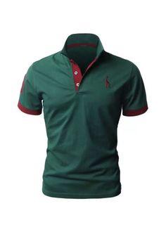 Camisa Polo Giraffe - Verde - Compre Aqui | Use Giraffe
