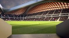 Neoscape's role in Zaha Hadid's 2022 World Cup stadium design