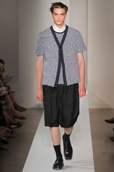 Jil Sander Spring 2013 Menswear Collection Slideshow on Style.com