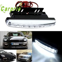 Cheap light kits for lamps, Buy Quality lamp sound directly from China lamp glue Suppliers: 2016 New Hot Car Led Daytime Driving Running Light DRL Car Fog Lamp Waterproof White Light DC Maserati, Bugatti, Ferrari, Lamborghini, Audi A5 Coupe, Auto Styling, White Truck, External Lighting, Driving Safety