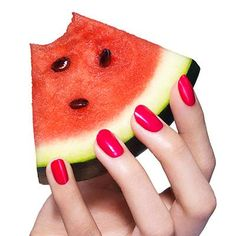 watermelon+by+essie - flirty+&+chic.+this+sweet+ripe+color+is+always+in+season.
