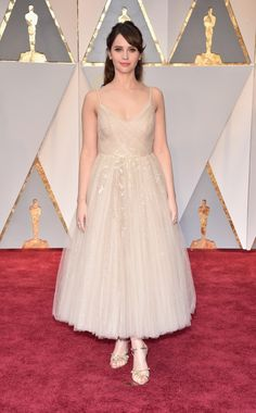 Christian Dior Couture  | 2017 Oscars: Celebrity Style From the Red Carpet