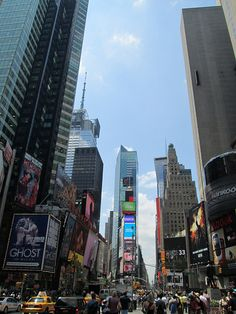 Times Square, New York. Nueva York