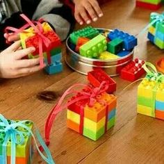 Party favors- cute idea!