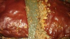 Easy Meatloaf Recipe ~ Cooking Up Crafts!