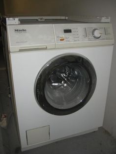 Save your money to purchase latest features Miele Washing Machine at Able Appliances Ltd.