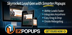 EZ Popups Pro Lifetime Review  The Easiest Way to Dramatically Increase Your Profits in Any Business or Market With Secure Your Lifetime Access to the EZ Popups System Right Now