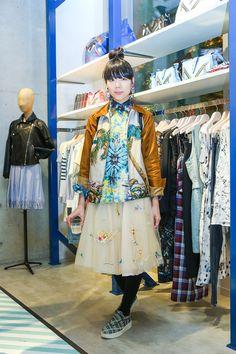 ストリートスナップ [Susie Lau] | 原宿 | Fashionsnap.com